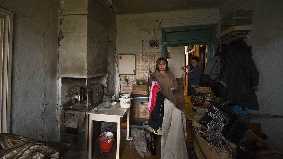 Регионы не спешат с расселением аварийного жилья