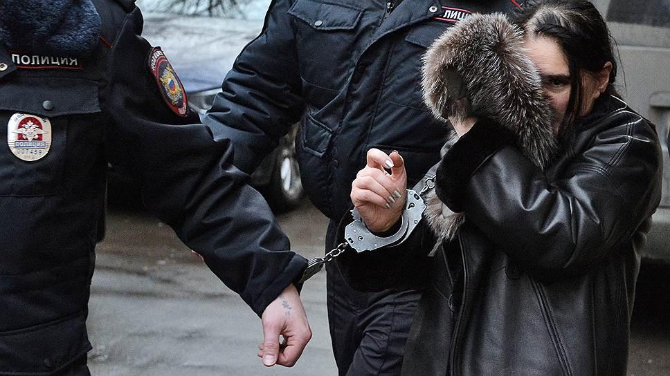 МВД России завершило расследование в отношении экс-президента обанкротившегося Внешпромбанка Ларисы Маркус