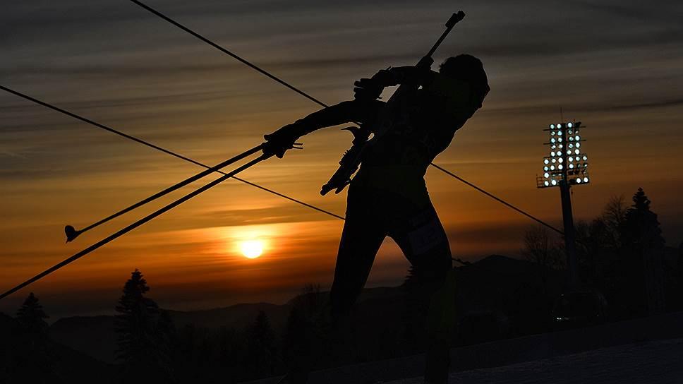Как в списке подозреваемых оказался 31 российский биатлонист