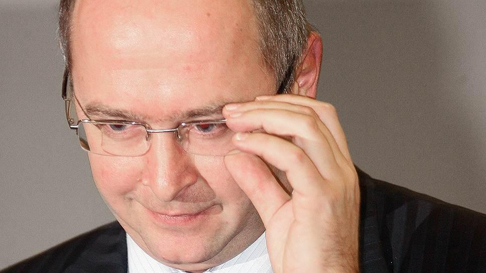 Первый замглавы администрации президента Сергей Кириенко