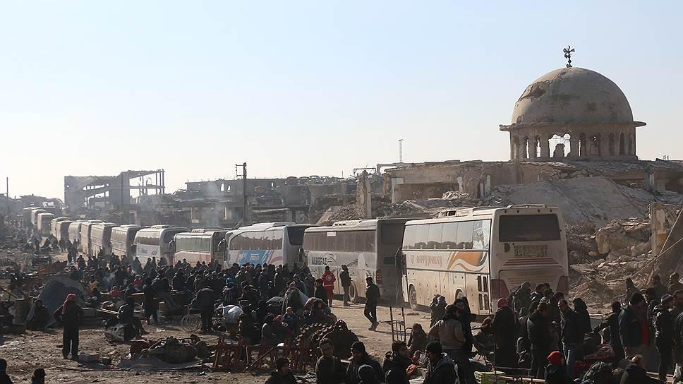 Как мировые державы договариваются о мире в Сирии