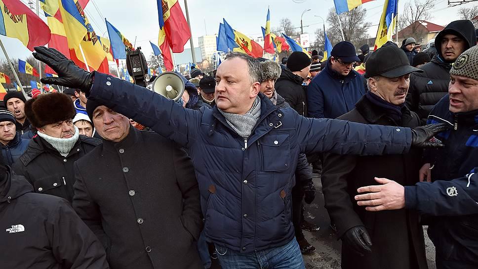Президентов Приднестровья и Молдавии свяжет Россия