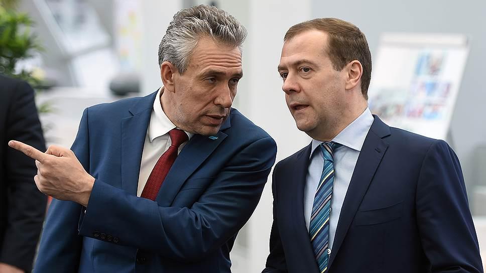 Как Дмитрий Медведев согласовал реструктуризацию КТЗ