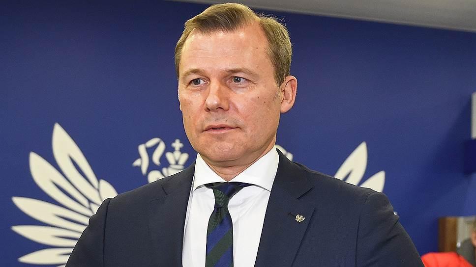 Почему правительство решило продлить трудовой договор с гендиректором «Почты России» Дмитрием Страшновым