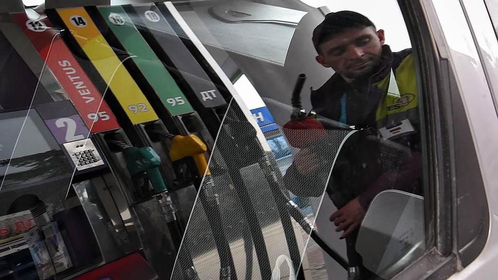 Как цены на топливо резко пошли вверх