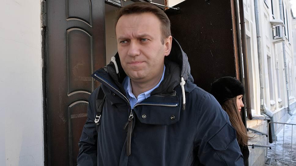 Алексей Навальный пожаловался Совету Европы на ненадлежащее исполнение решения по его делу