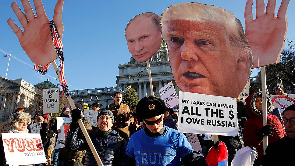 Почему отношение к Москве стало в США критерием патриотизма