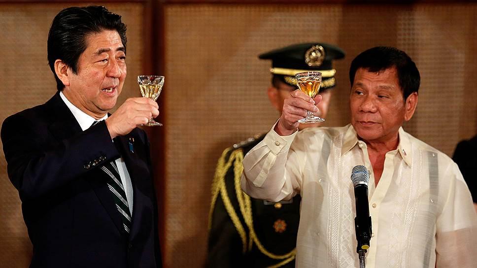 Япония вызывает Китай на долларовую дуэль