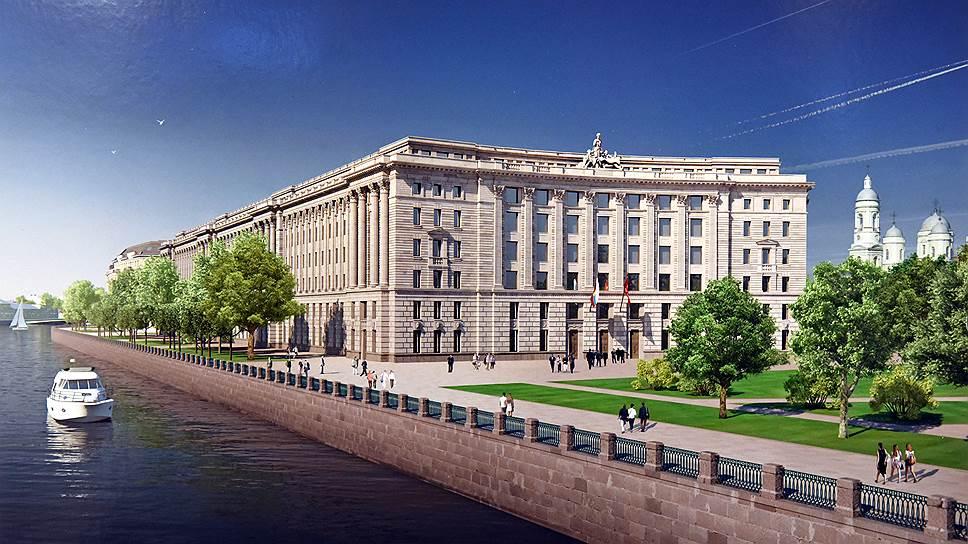 Как УДП подвело итоги тендера по выбору основного строителя судебного квартала