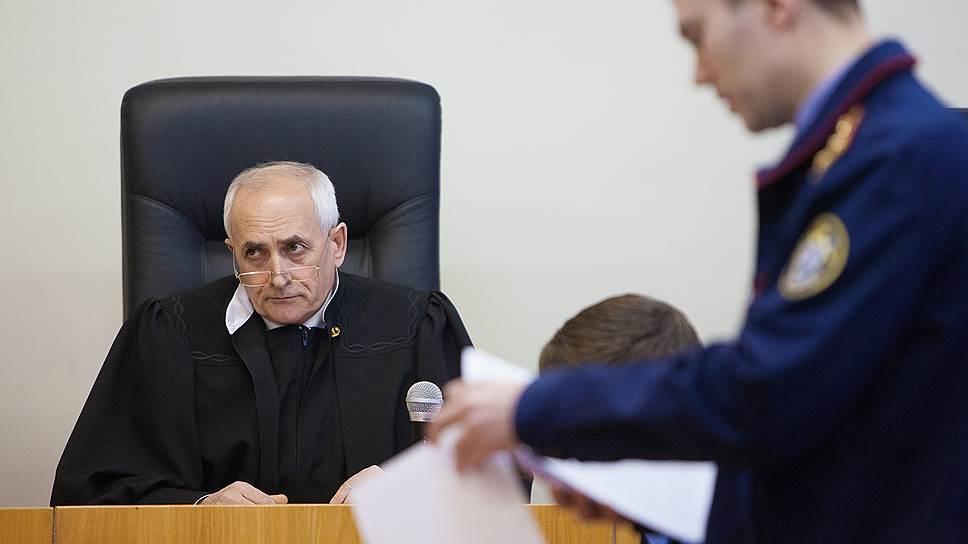 Омский судья покончил с собой