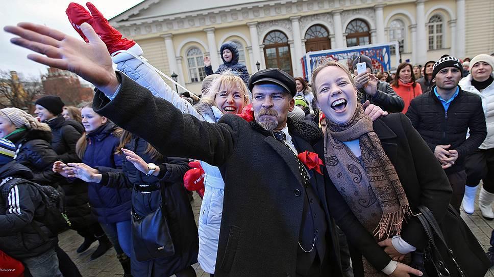 Москвичи стоят на 59-м месте по знанию отечественной истории
