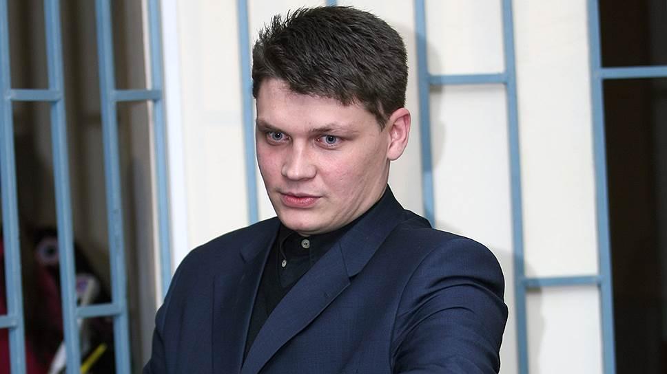 Бывший офицер внутренних войск МВД Сергей Аракчеев
