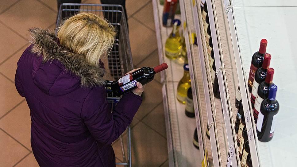 В 2016 году поставки вина в Россию выросли, крепких напитков — упали