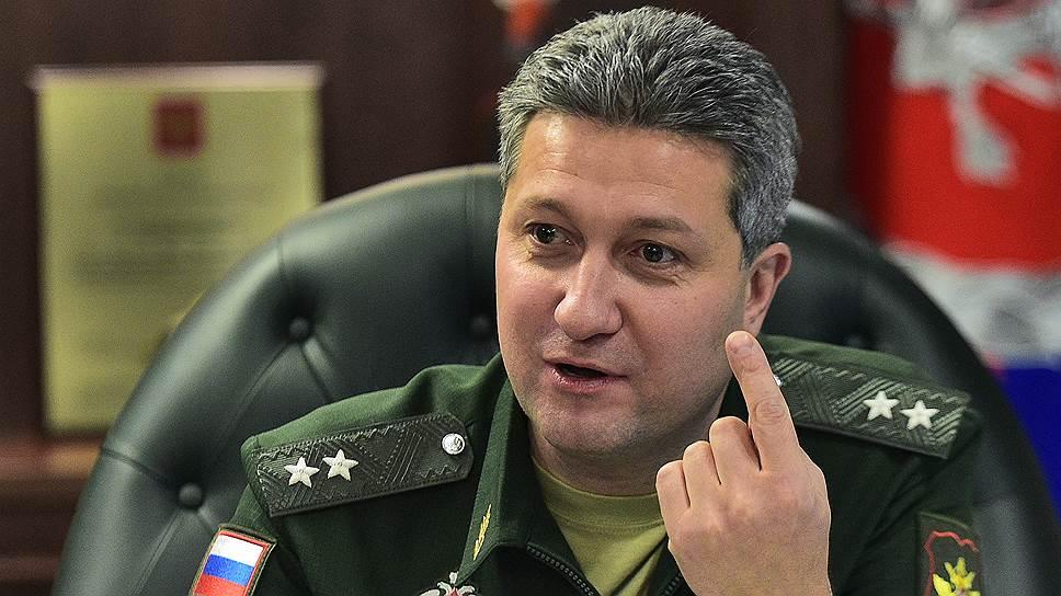 """Что замминистра обороны Тимур Иванов рассказывал """"Ъ"""" о том, почему военные упраздняют Спецстрой"""