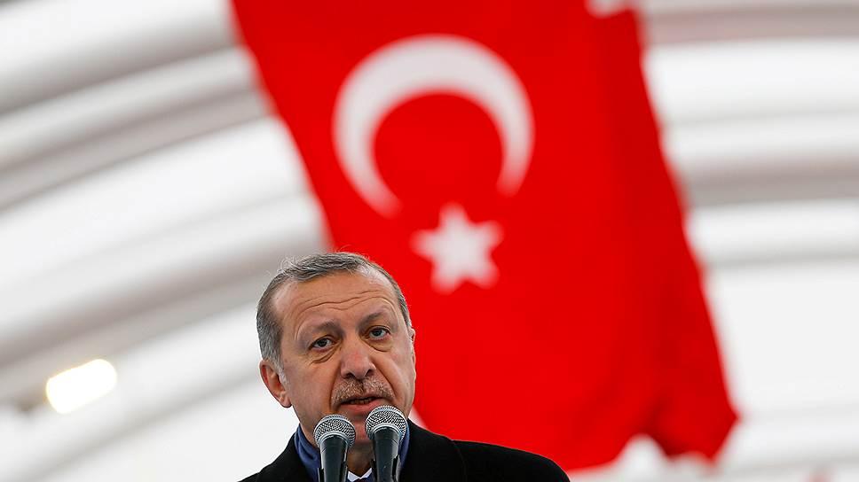 Почему Реджеп Тайип Эрдоган просит больше власти