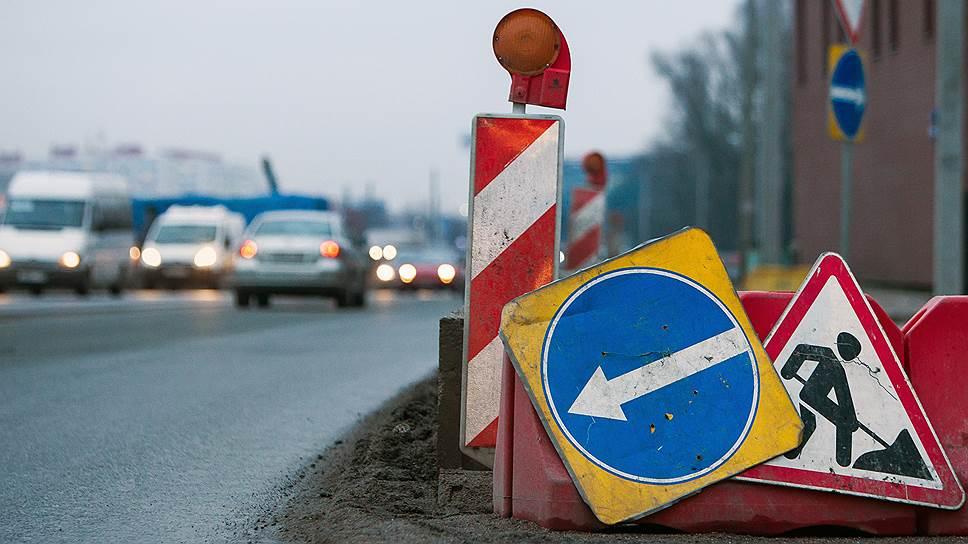 Как столичных автомобилистов готовили к новым дорожным указателям