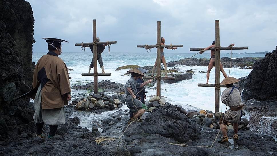 Мартин Скорсезе подвергает эстетски изощренным пыткам японских католиков XVII века и зрителей XXI столетия