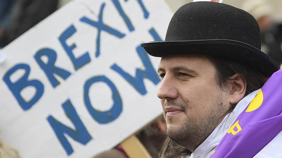 Как британский парламент запустил процедуру выхода страны из ЕС