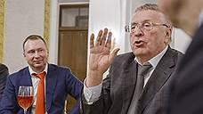 Владимир Жириновский возглавит партию трижды