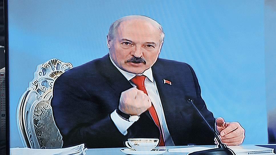 Почему президент Белоруссии предъявлял Москве претензии семь часов