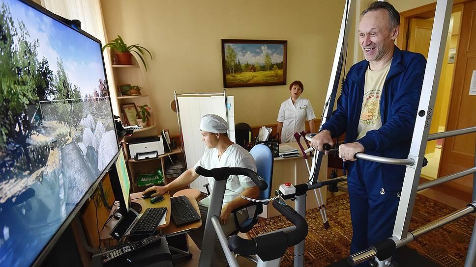 Сенаторы разобрались с финансированием реабилитационных программ в центре для воинов-инвалидов