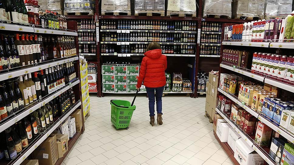 Кто хочет позволить регионам запрещать розничную продажу отдельных видов алкогольных напитков