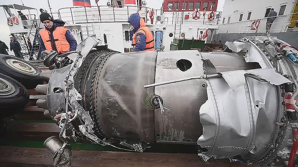 Как была создана математическая модель последнего полета Ту-154Б-2 Минобороны