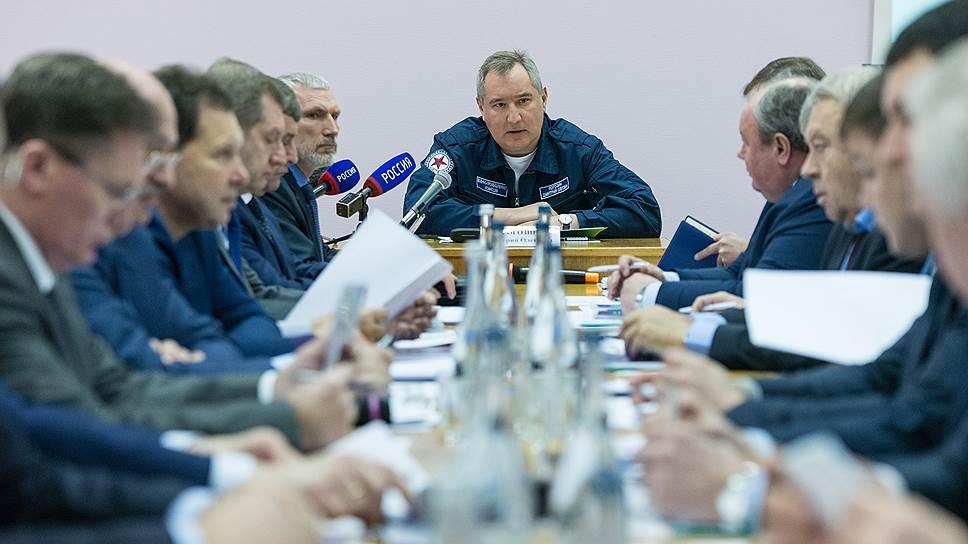 Как правительство собирается контролировать качество на предприятиях «Роскосмоса»