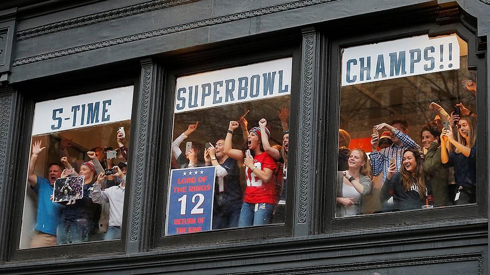Почему объем ставок на Super Bowl не соответствовал прибыли