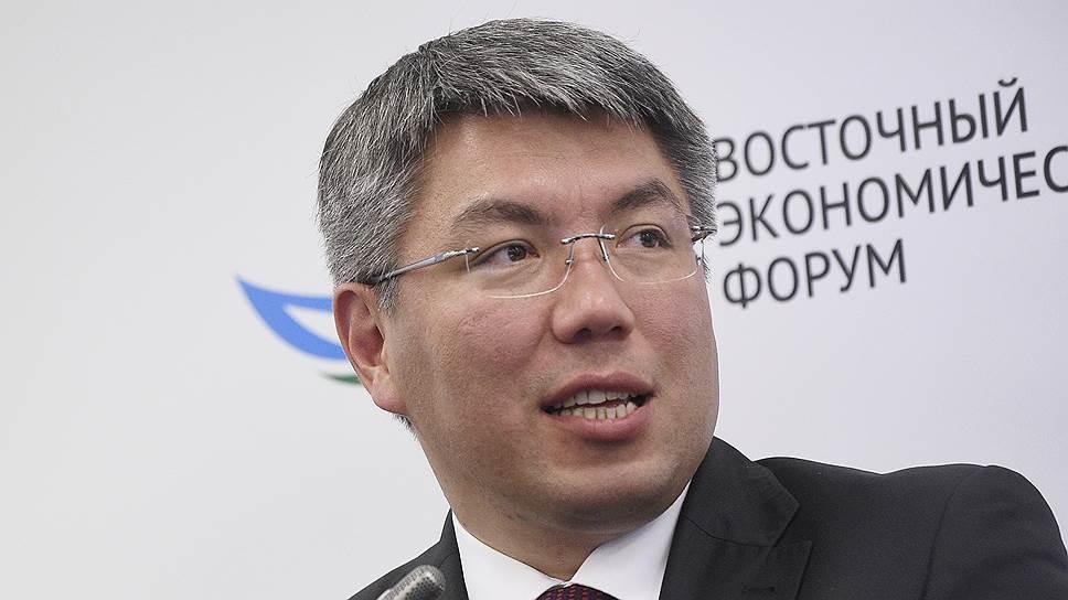 Как глава Бурятии Вячеслав Наговицын объявил о своей отставке