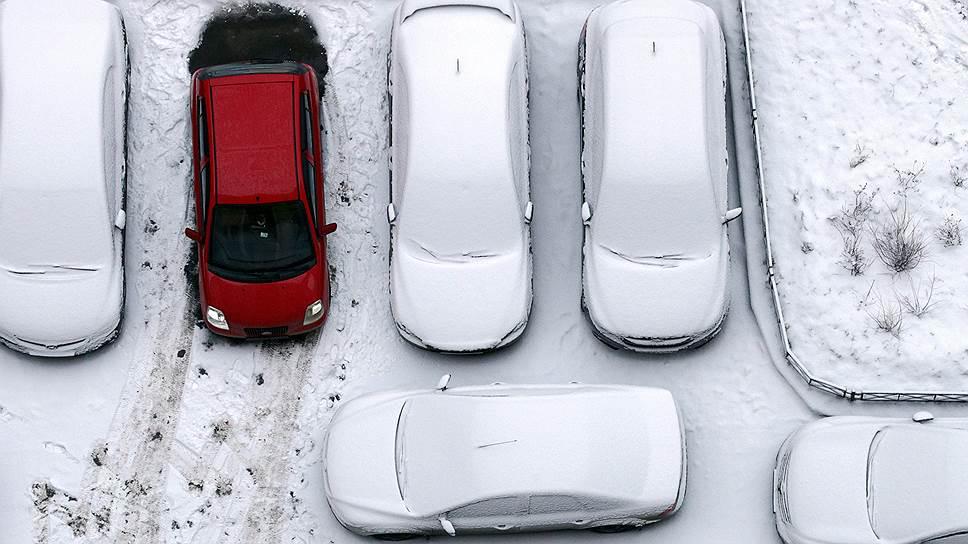 Как парковке отказали в супружеских правах