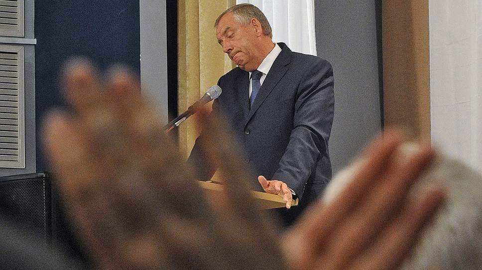 Как Андрей Никитин был назначен врио главы Новгородской области