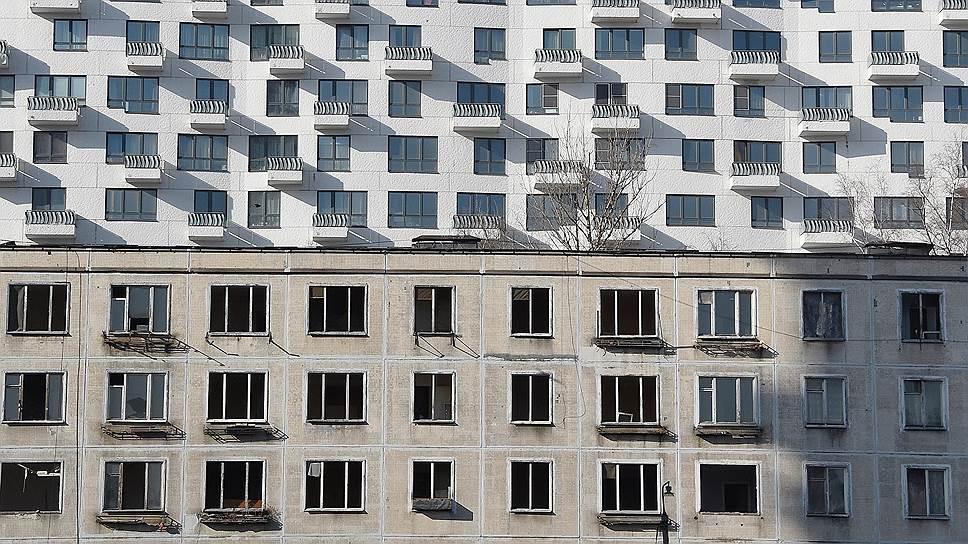 Зачем Мосгордума предлагала возобновить снос пятиэтажек