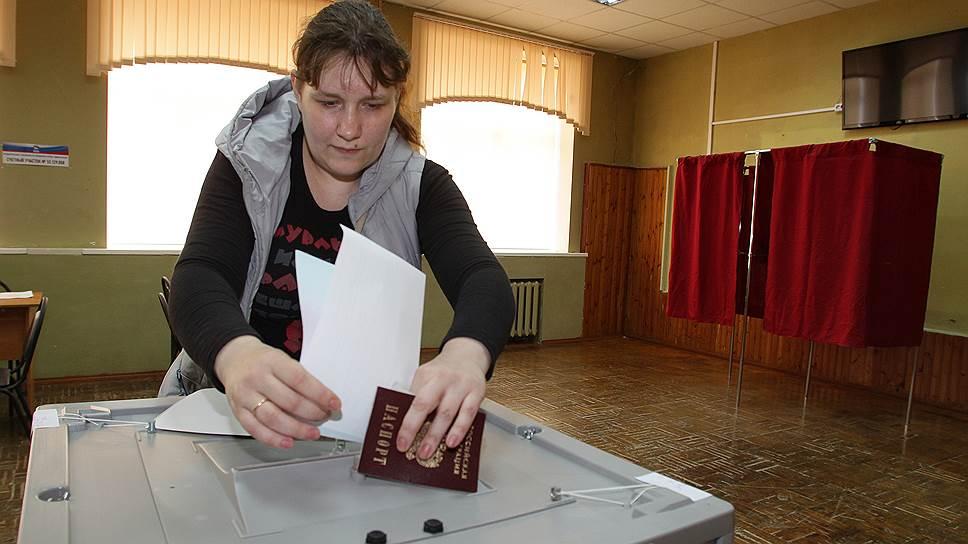 ЦИК думает, как освежить президентские выборы