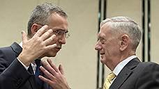 НАТО сдерживается от сближения с Россией