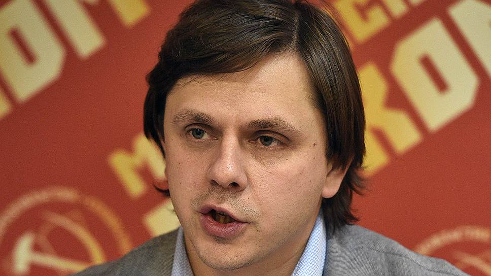 Глава фракции КПРФ в Мосгордуме хочет участвовать в выборах мэра Москвы