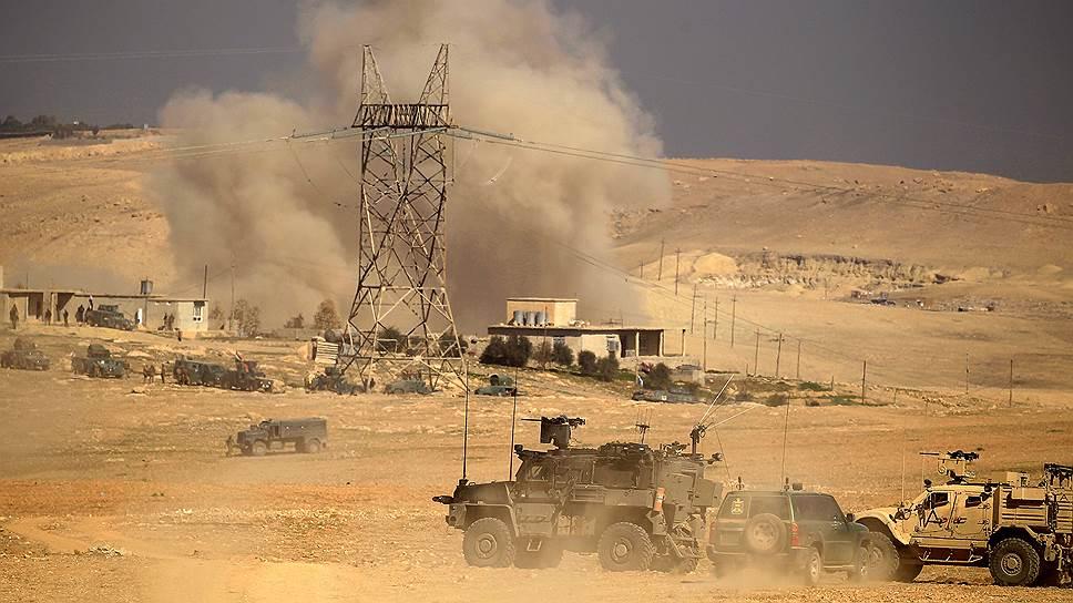 Как у  «Исламского государства» отбирают иракскую столицу
