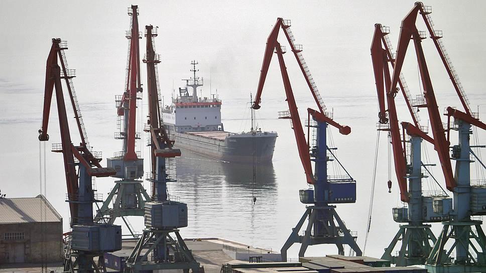 Минкавказа разработало стратегию развития портов Дагестана и Астрахани
