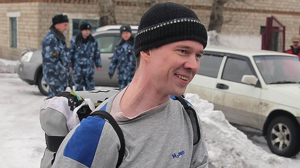Ильдар Дадин покинул исправительную колонию на Алтае с твердым намерением вернуться к карельским сокамерникам