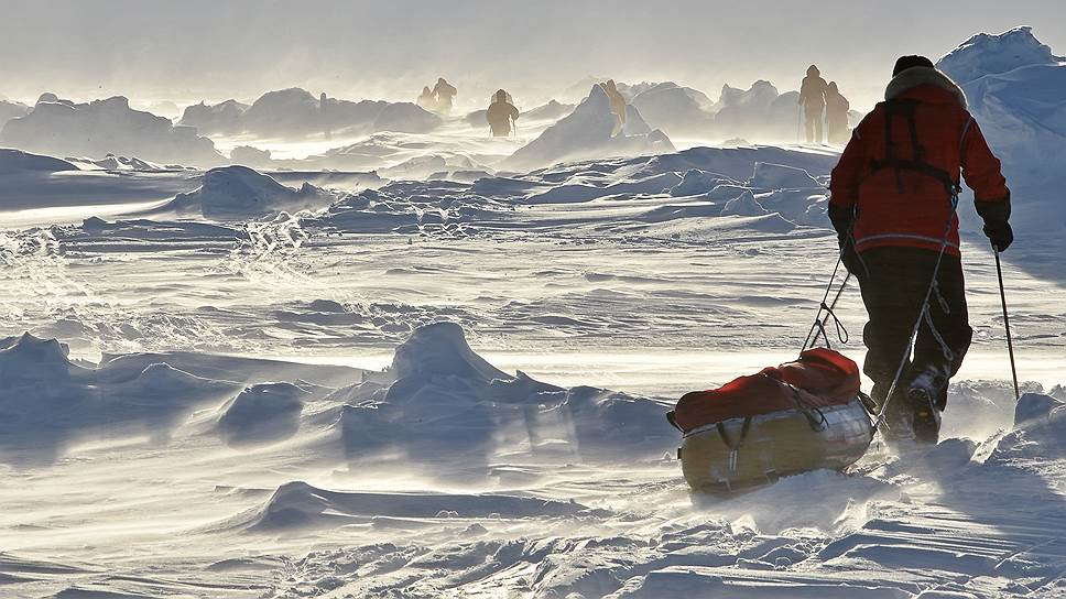 Двигаться к освоению Арктической зоны в новой госпрограмме предлагается за счет реализации проектов по добыче сырья