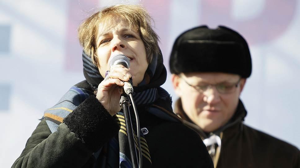 Журналист и правозащитница Зоя Светова