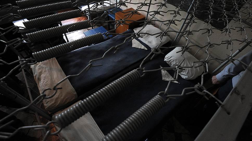 В семи городах России появятся новые центры для принудительных работ
