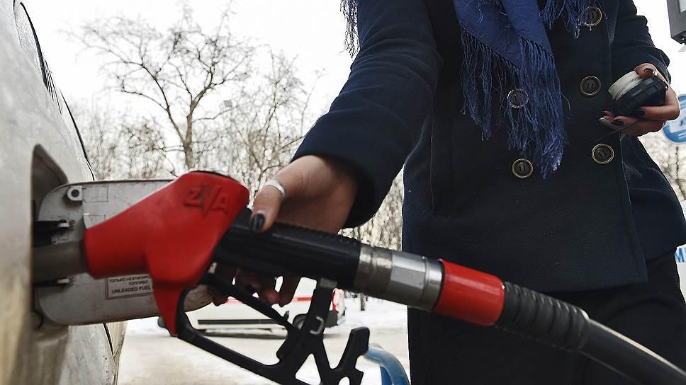 Некачественное топливо найдено на каждой восьмой АЗС