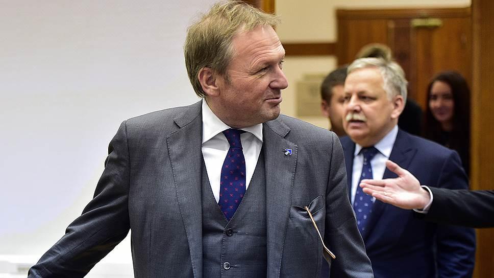 Борис Титов завершил работу над Стратегией роста