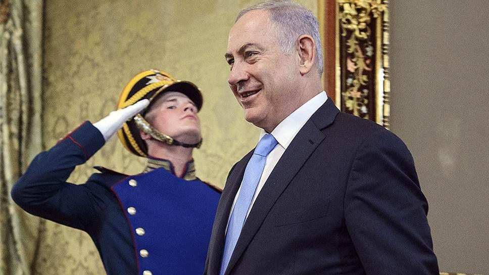 Как премьер-министр Израиля убеждал Москву начать сдерживать Тегеран