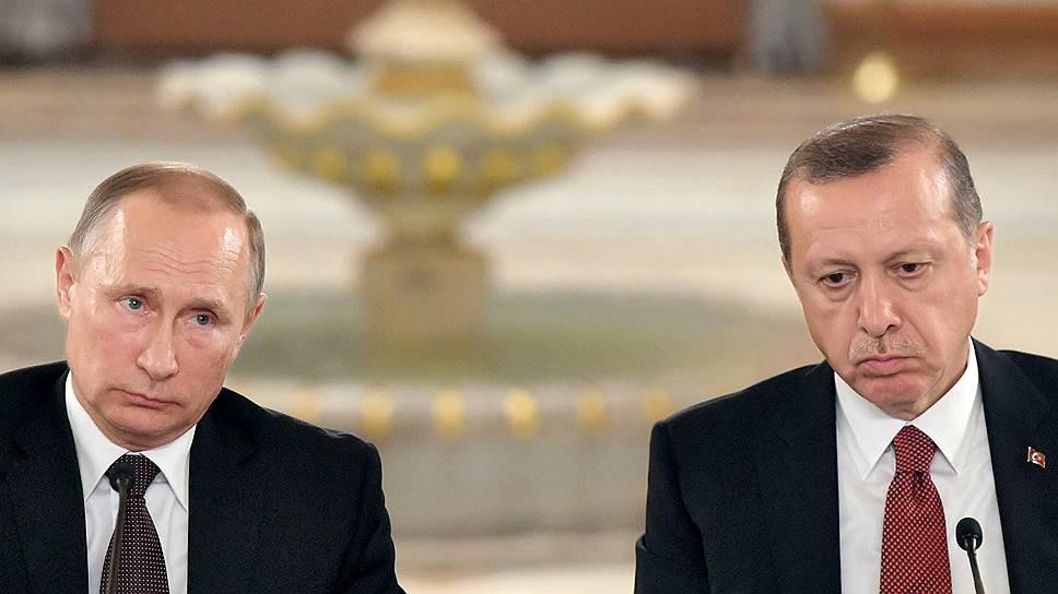 Как шли российско-турецкие переговоры по вопросу сирийского урегулирования