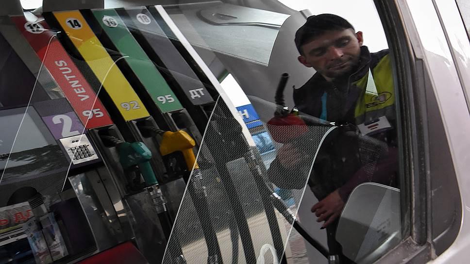 В России вводят экспресс-проверку качества топлива на АЗС