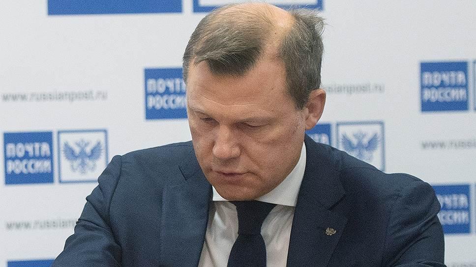 Почему дело «Почты России» переслали в Минкомсвязи