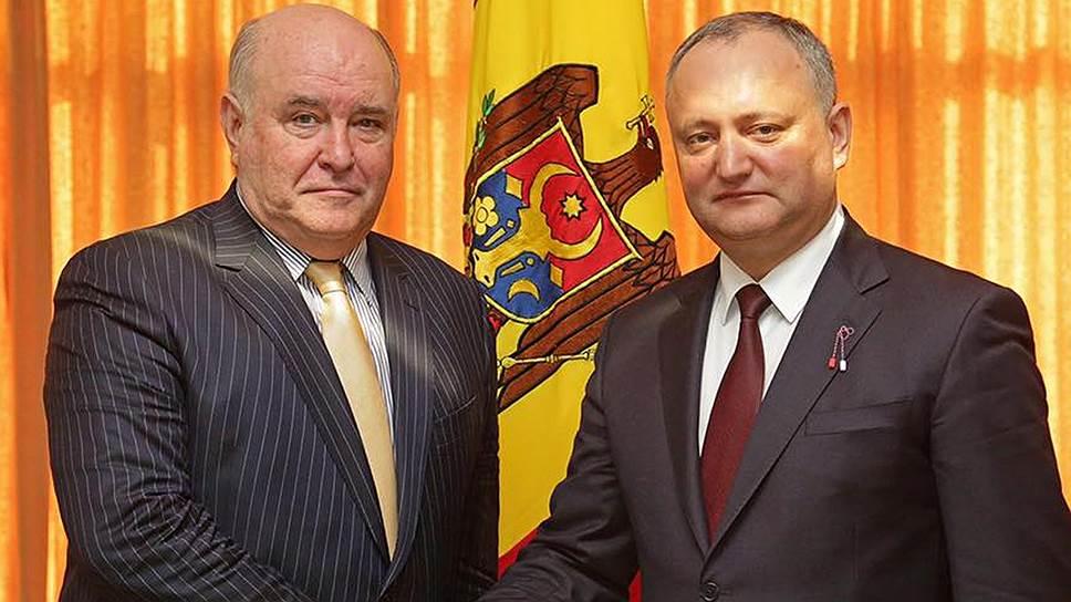 Как Россия и Молдавия готовились к саммиту