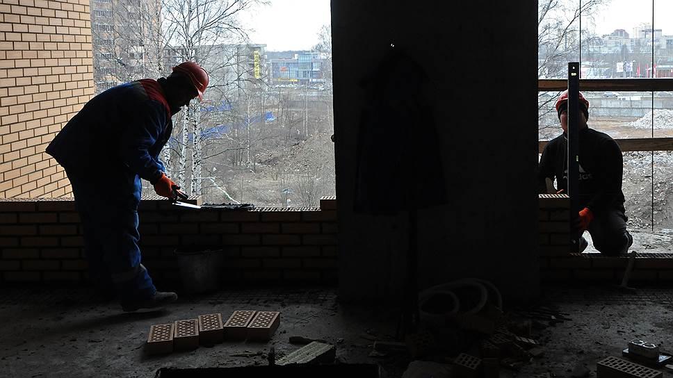 Подмосковье заметно снизило объемы продаж квартир в новостройках